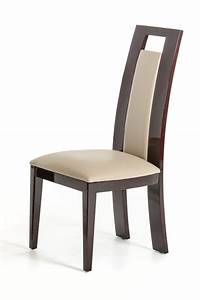 Douglas, -, Modern, Ebony, And, Taupe, Dining, Chair, Set, Of, 2, -, Dining, Chairs
