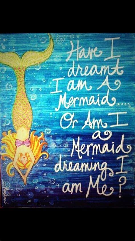 mermaid inspirational quotes quotesgram