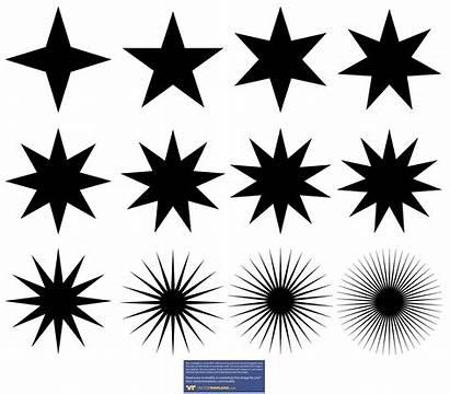 Disney Star Vector Stars Quiz Shape Shapes