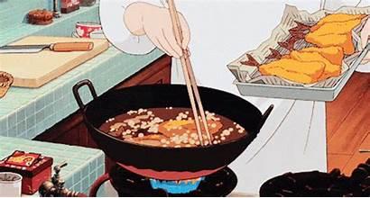 Ghibli Studio Hungry Gifs Anime