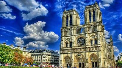 Cathedral Dame Notre Desktop Definition Widescreen Wallpapertag