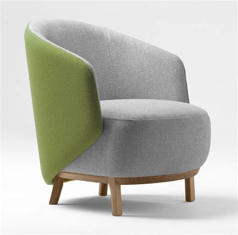 concha armchairs by samuel accoceberry for bosc urdesignmag