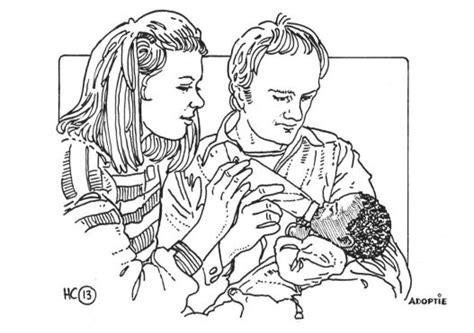 Kleurplaat Dankdag Voor Gewas En Arbeid by Hc 13 Adoptie Een Babietje Tekening Die Kan Worden