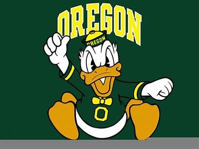 Ducks Football Clipart Oregon Clip Vector Clker