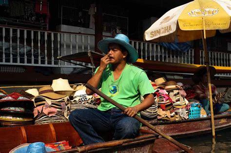mercati galleggianti  damnoen saduak bangkok