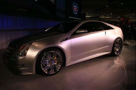 Cadillac Cts Coupe Concept by Image 2008 Cadillac Cts Coupe Concept Detroit Auto Show