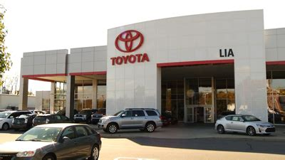 Lia Toyota Of Colonie about our toyota dealership serving colonie schenectady