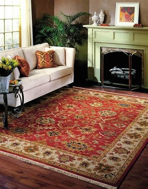 adorn  rooms  oriental carpets