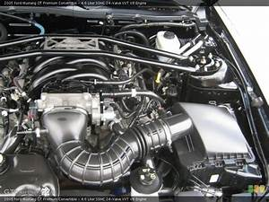 4.6 Liter SOHC 24-Valve VVT V8 Engine for the 2005 Ford Mustang #49524911 | GTCarLot.com