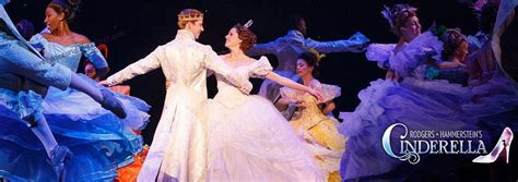 rodgers and hammerstein s cinderella at the fox theatre