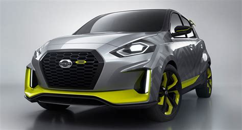 New Datsun Go Live Concept Debuts At Indonesia Auto Show