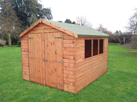 Hampshire Pent     Sheds to Last
