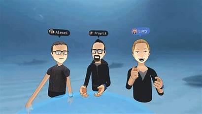 Vr Social Oculus Virtual Avatars Tendencias Marketing