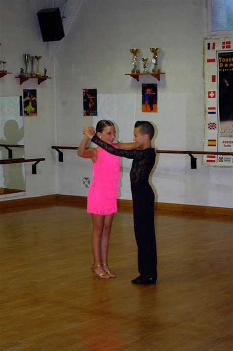 Stage de danse sportive