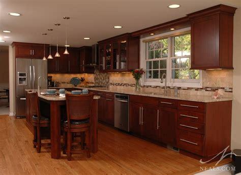 warm contemporary kitchen warm contemporary kitchen montgomery oh 3350