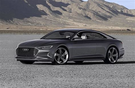 Audi Prologue Piloted Driving Concept Revealed, Previews