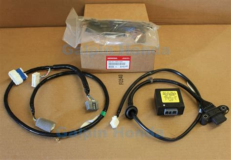 Honda Odyssey Trailer Hitch Harness