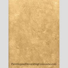 Textured And Smooth Fresco Faux Finish  Faux Finishes I