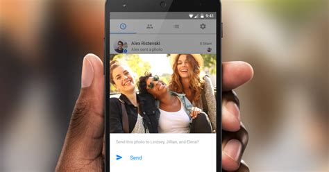 brings recognition to messenger to speed up