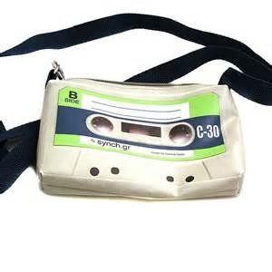 C30 Cassette by Synch Synch Cassette Bag C30 Design Vinyl At Juno Records