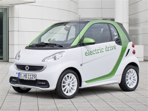 Smart Fortwo Electric Drive Hd Wallpapers 2012