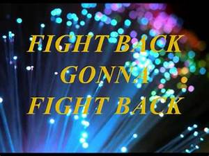 FIGHT BACK- DA-iCE [Romaji + English Lyrics] - YouTube