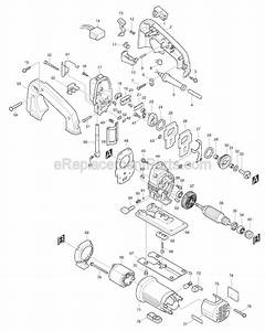 Makita 4304 Parts List And Diagram   Ereplacementparts Com