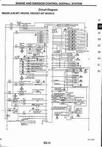 1998 Er34 Gt Ecu Pinout Layout Needed  Rb25de Neo  - General Maintenance