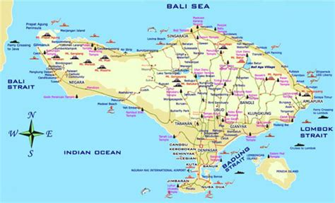 places  interest  bali