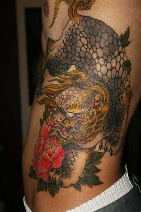 foo dog tattoo ideas