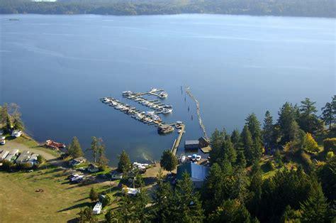 Sunny Shores Resort & Marina Ltd In Sooke, Bc, Canada