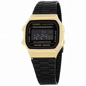 Montre Vintage Casio : montre casio standard a168wegb 1bef montre vintage chronographe homme sur bijourama montre ~ Maxctalentgroup.com Avis de Voitures