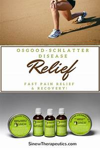 Get Fast Osgood Schlatter Disease Pain Relief And Recovery