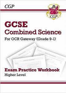 New Gcse Combined Science  Ocr Gateway Answers  For Exam