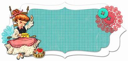 Sewing Banner Freebie Pretty Sew Clipart Quilting