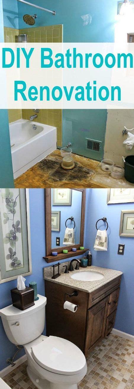 bathroom renovations ideas  pinterest guest