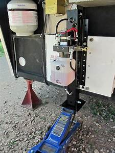 Equalizer Systems Trailer Jacks  Smooth Hydraulic Lift For