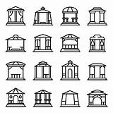 Gazebo Outline Icons Illustrations Icon Park Overhang Canopy Shed Awning Resume Mockup Premium Mockups Realistic Vectors Template Clip Isolated Templates sketch template