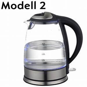 Wasserkocher Für Tee : wasserkocher wasser tee kocher edelstahl bis 2200w 1 8l 1 ~ Yasmunasinghe.com Haus und Dekorationen