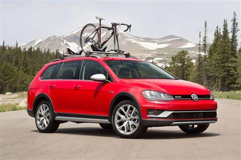 2017 Volkswagen Golf Msrp by 2017 Volkswagen Golf Alltrack Drive Review
