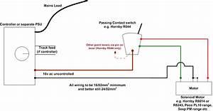 Hornby Point Motor Wiring Diagram