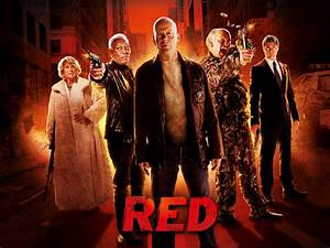 Red Movie Bruce Willis | Red (Bruce Willis) wallpapers ...
