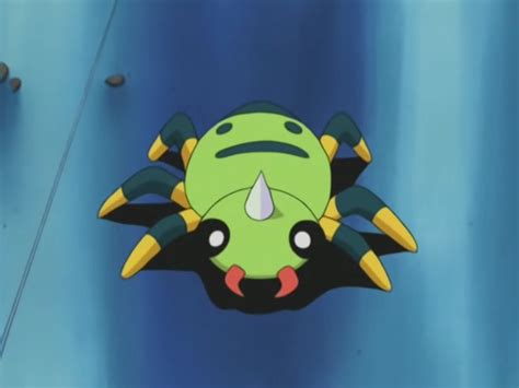 spinarak ag pokemon wiki fandom powered  wikia