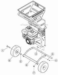 Bear Cat Sc2170 Parts List And Diagram