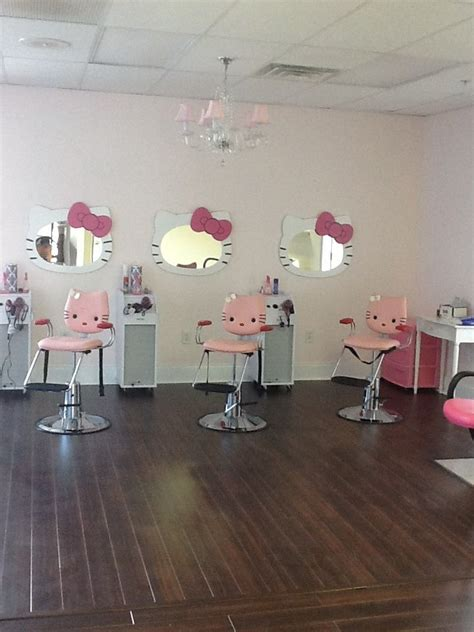 pin  kiddie salon