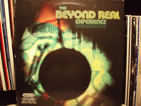 BEYOND REAL EXPERIENCE (VINYL 2LP) 1999!! RARE!! JIGMASTAS ...