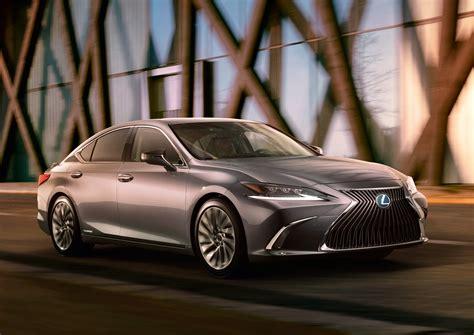 2019 Lexus ES Revealed Ahead of Auto China Debut ...