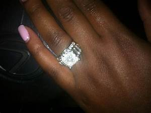 Do you think that it is possible to have too big of a ring for Huge wedding rings for women