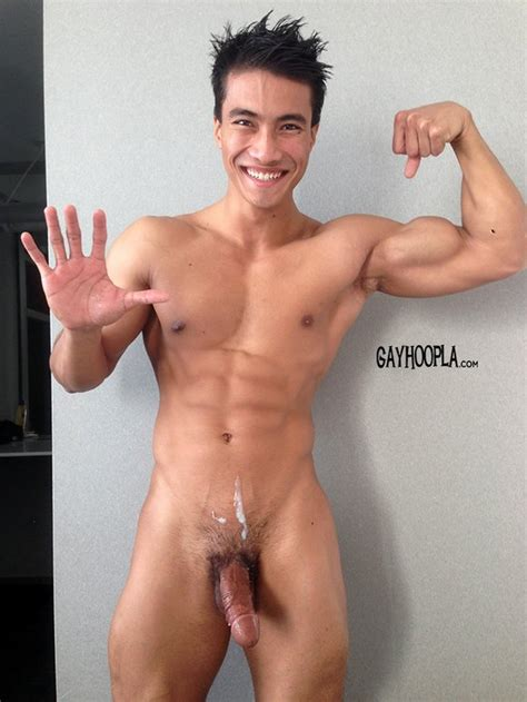 GayHoopla Releases Muscle Stud Ken Ott Solo & Preview of ...