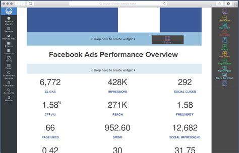 facebook ads report sample  reportgarden